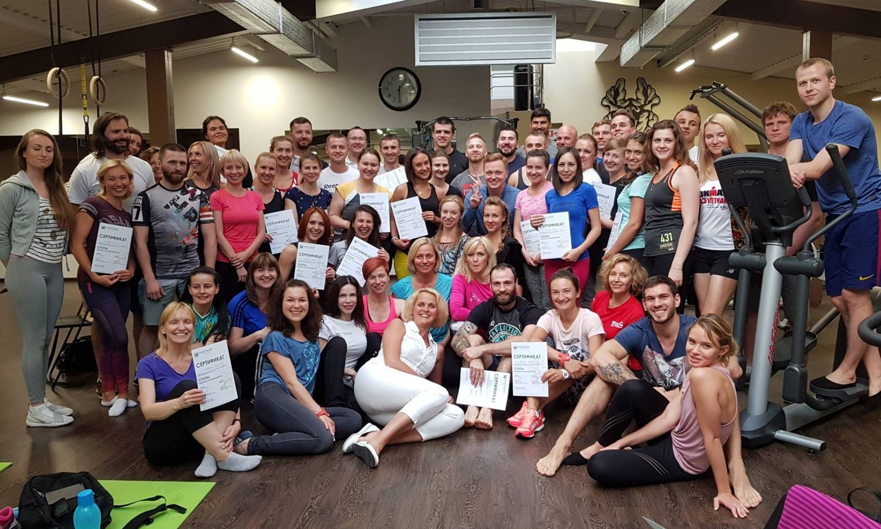Анатомия фитнес клуб москва обучение клуб рязани ночной